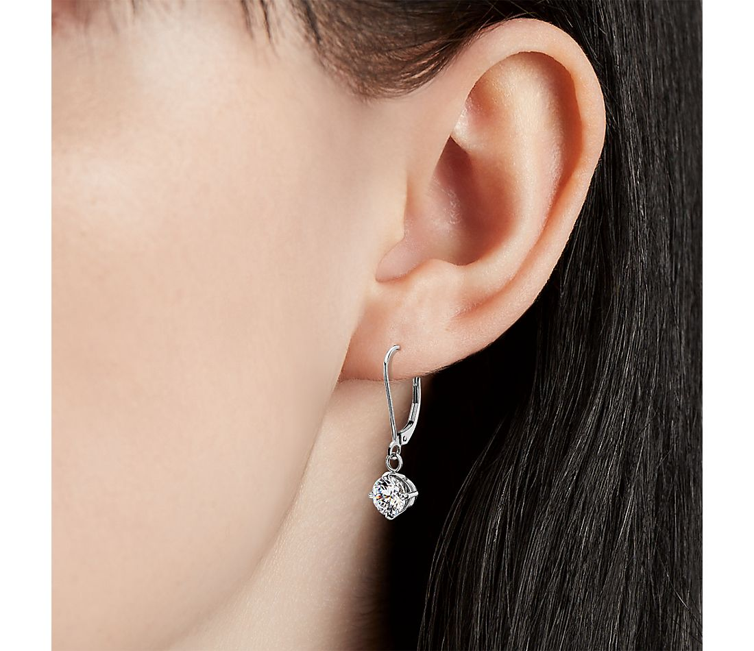 Jewelry Lovers Need a Pair of Leverback Earrings