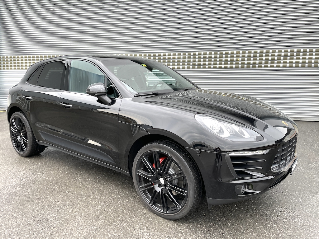 RemoteKEY Comfort Control by Mods4cars for Porsche Macan available soon