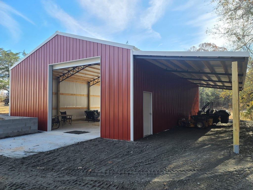 Pole Barn Kits Now Serving Alabama