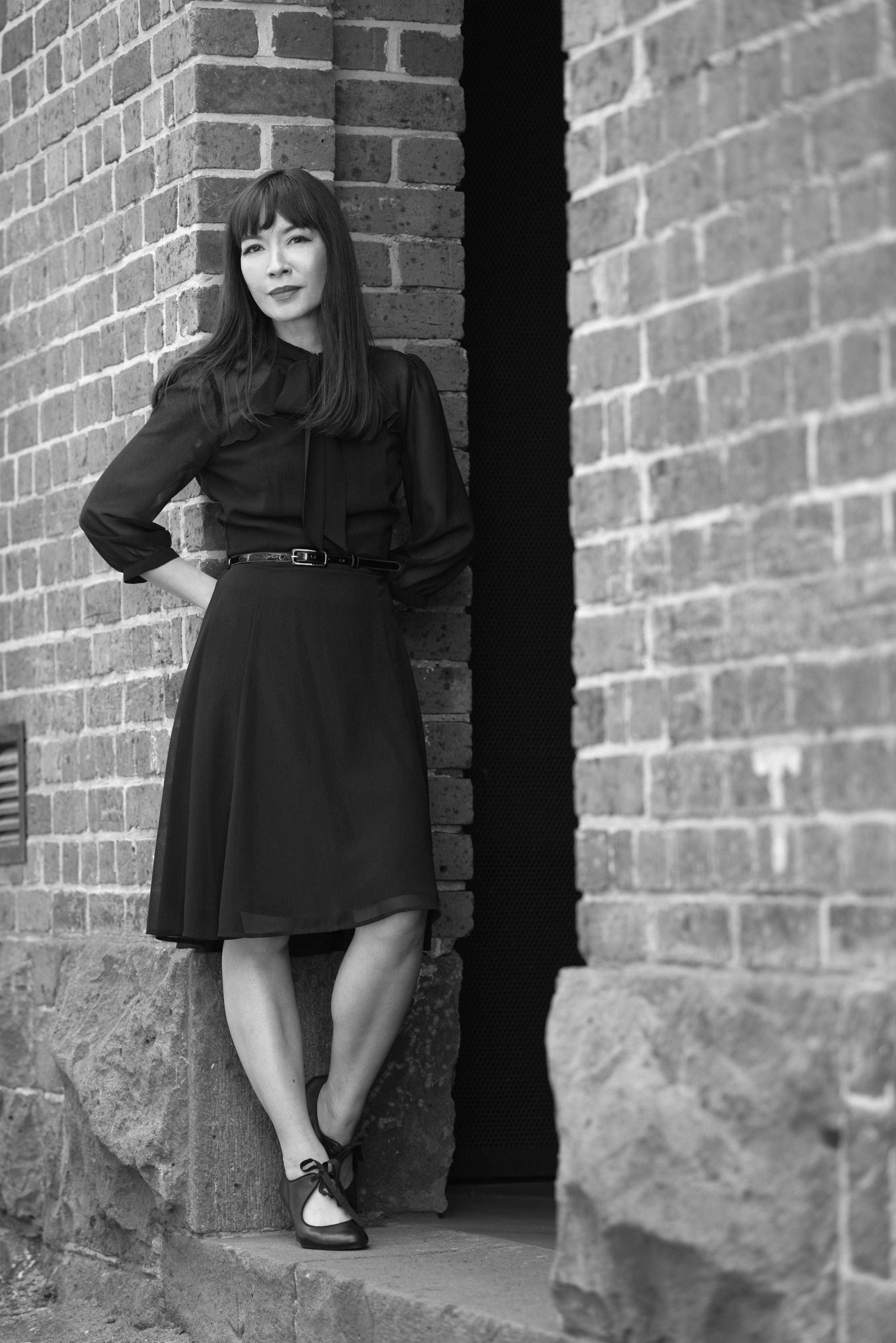 Salli Edwards Unveils Her First Album, 'Revolving Doors'