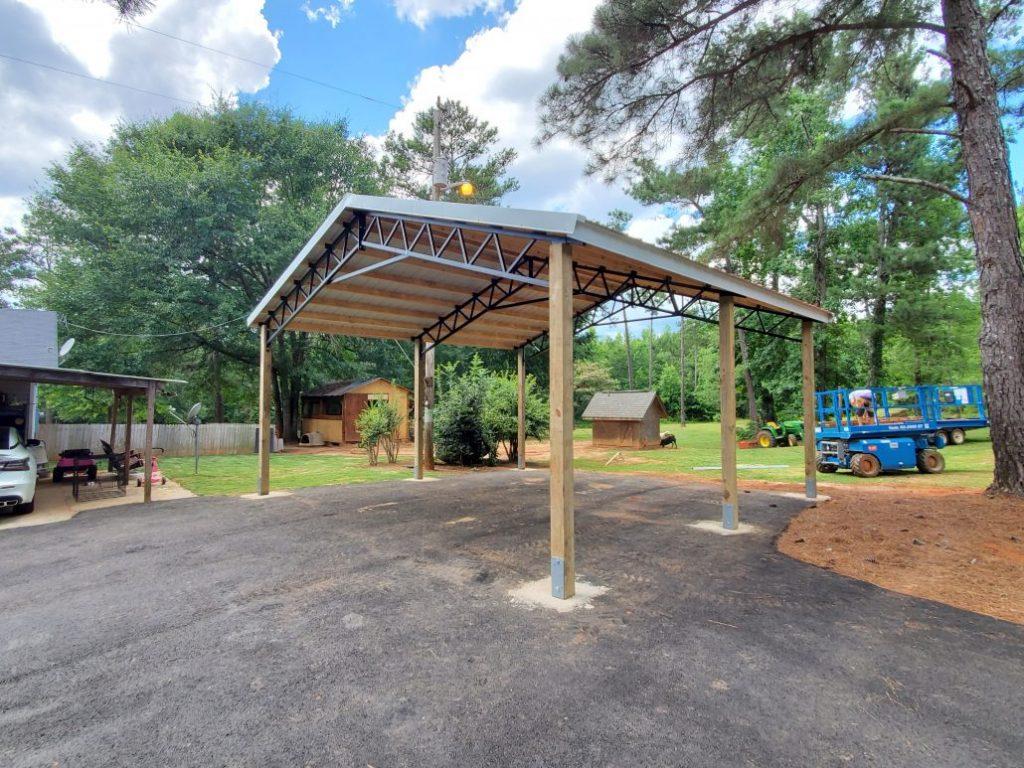 Pole Barn Kits Now Serving Florida
