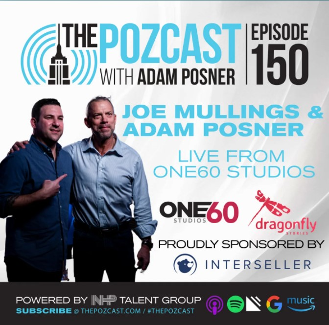 Episode 150 of #thePOZcast Discusses the New Workplace with Joe Mullings