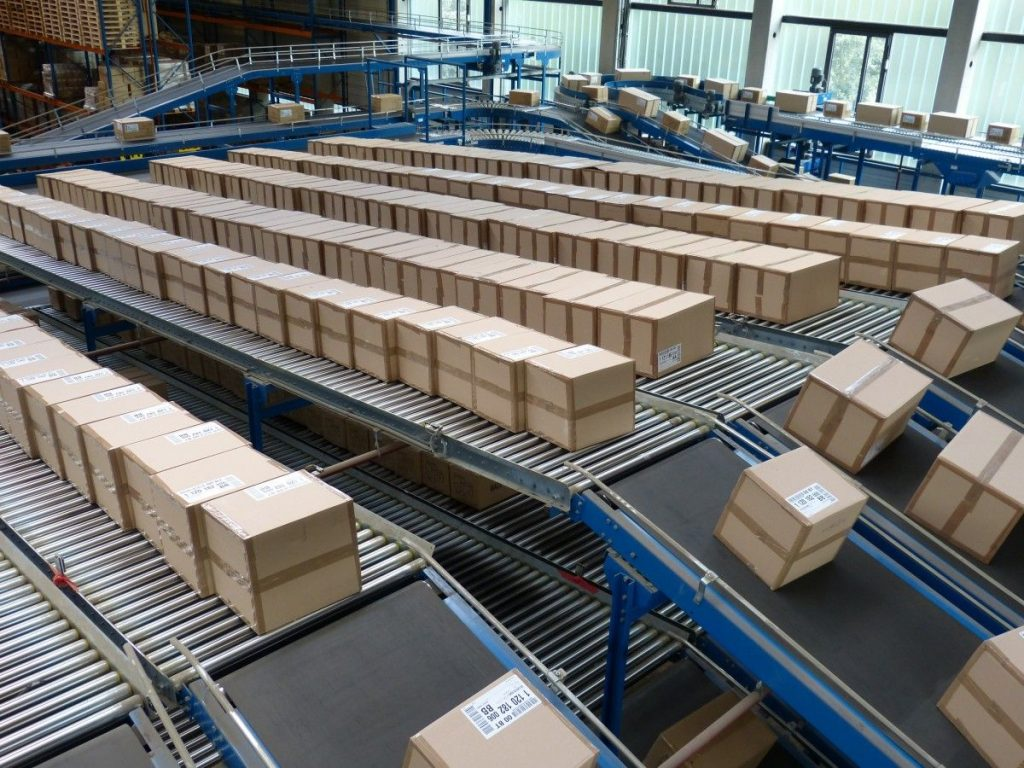 Conveyor Belts Have Many Industrial Uses