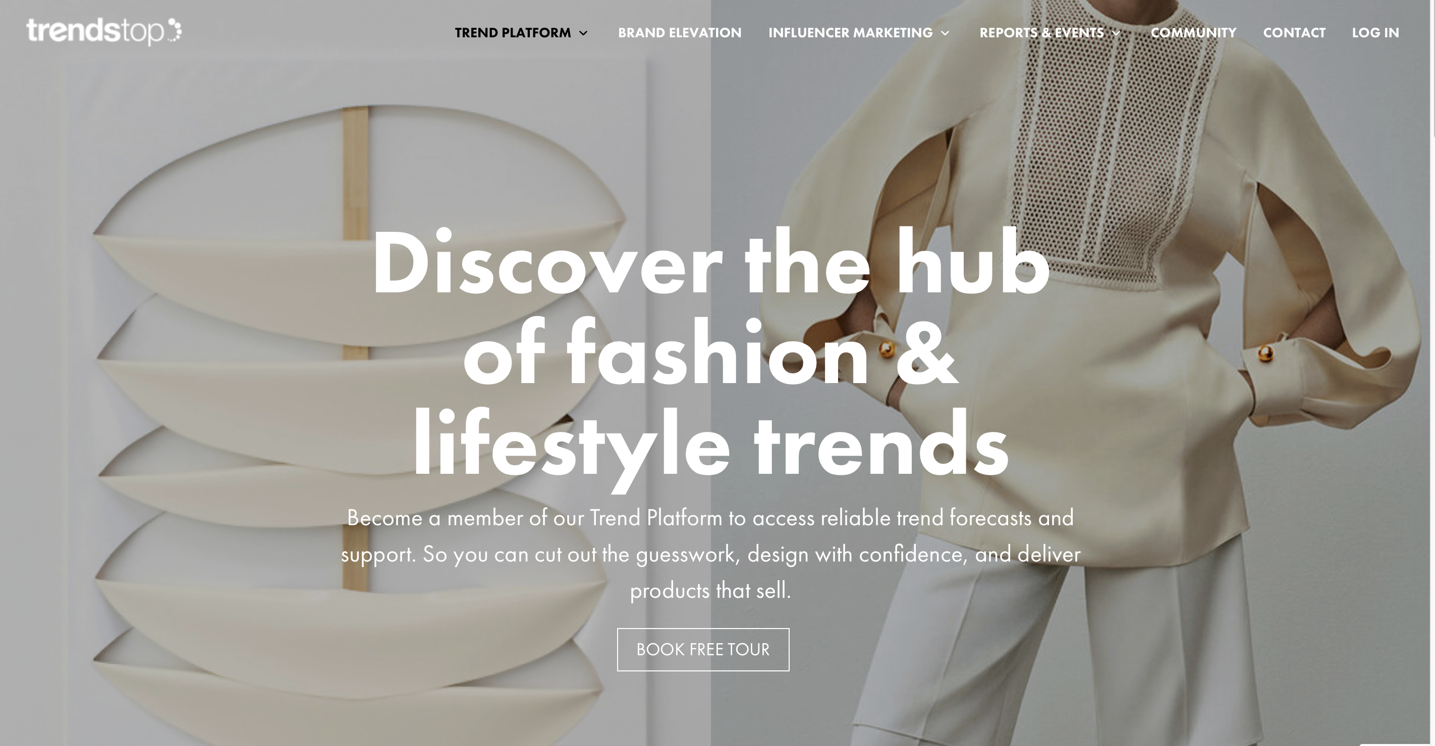 Leading Trend Agency, Trendstop.com launches new Influencer Marketing Platform for Fashion and Lifestyle Brands