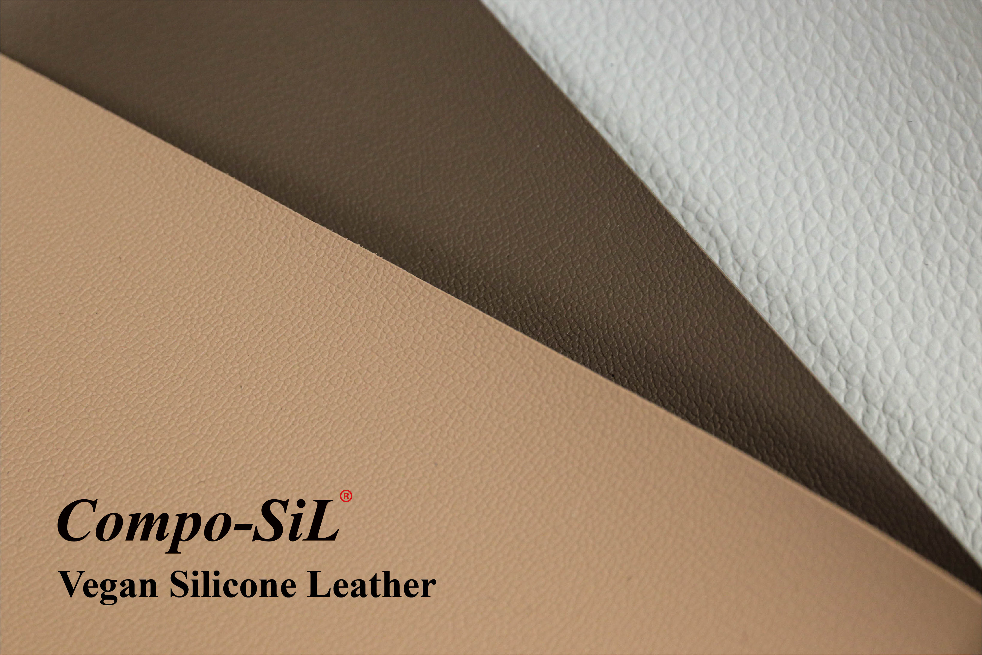 Compo-SiL®, the Best Vegan Leather Fabric for Unlimited Textile and Product Design Freedom