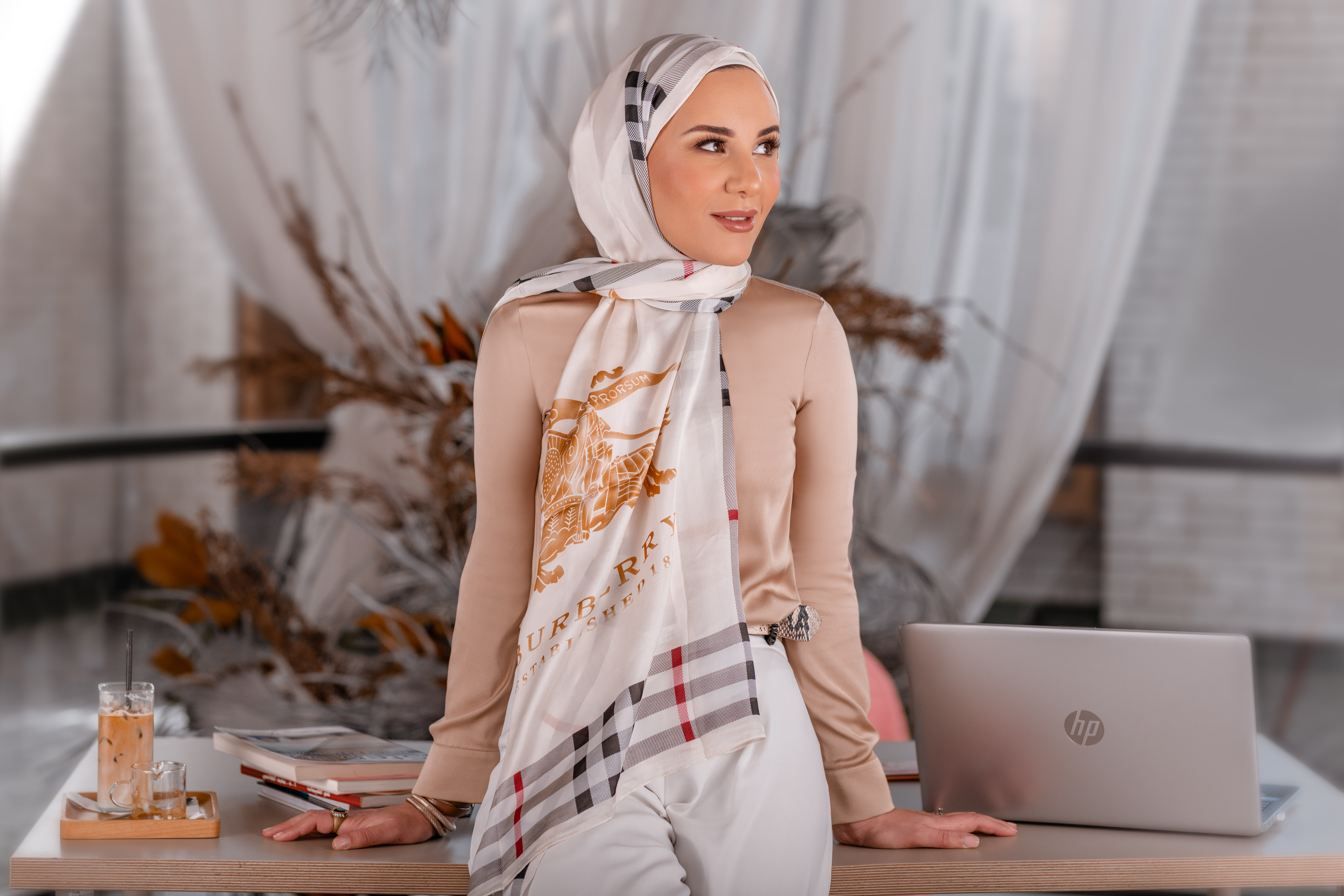 Muslim moms struggle to find a home in mainstream wellness community.