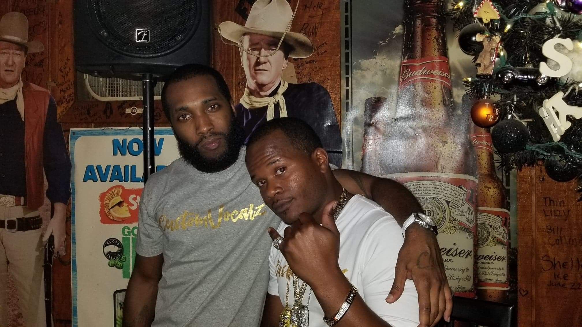 Custom Vocalz and Rising Hip-Hop Superstar Acezz Team Up to Dominate Music Industry