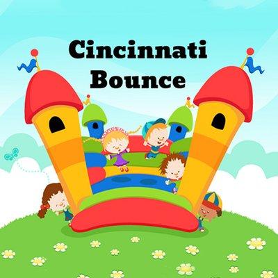 Cincinnati Bounce is Providing the Fun Bounce House and Party Rentals in Cincinnati, OH