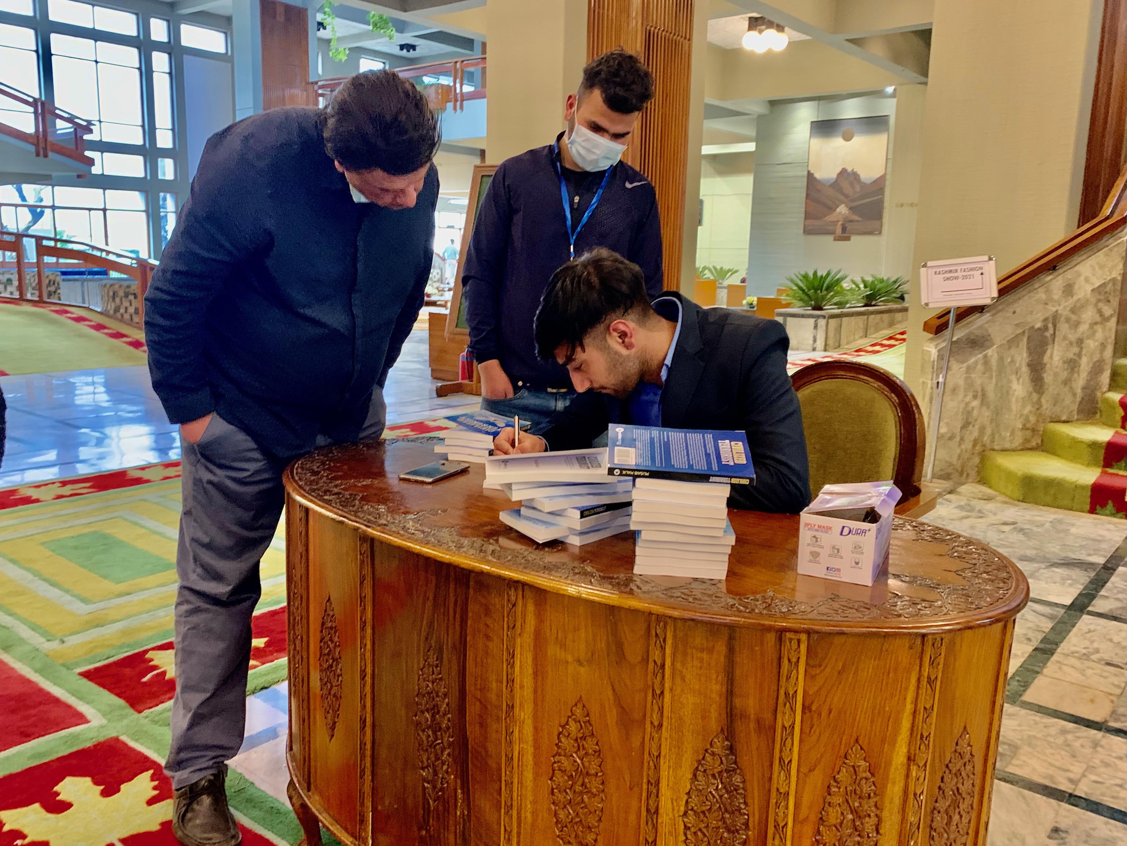 Musaib Malik, 18 Year-Old Boy Changing Lives With His Book