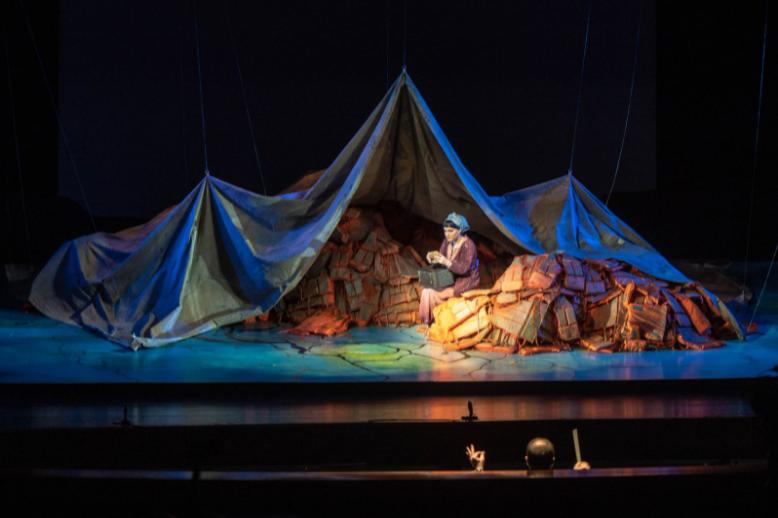 Emerging Theater Designer Christian Fleming Is This Year's USITT Scene Design Award Winner