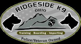 Ridgeside K9 Ohio Offers Efficient Dog Training in Canton, OH
