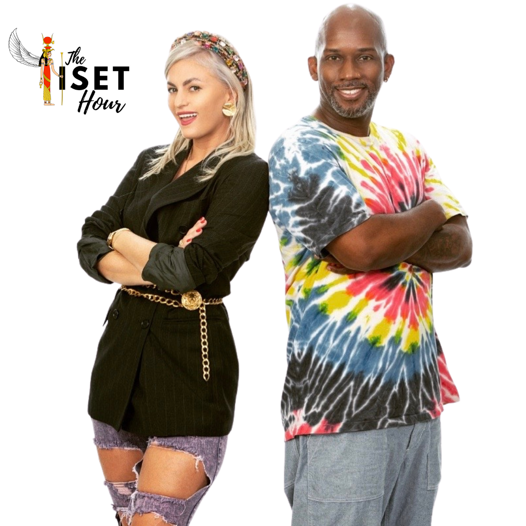 The ISET Hour is the Best Radio Show in the USA