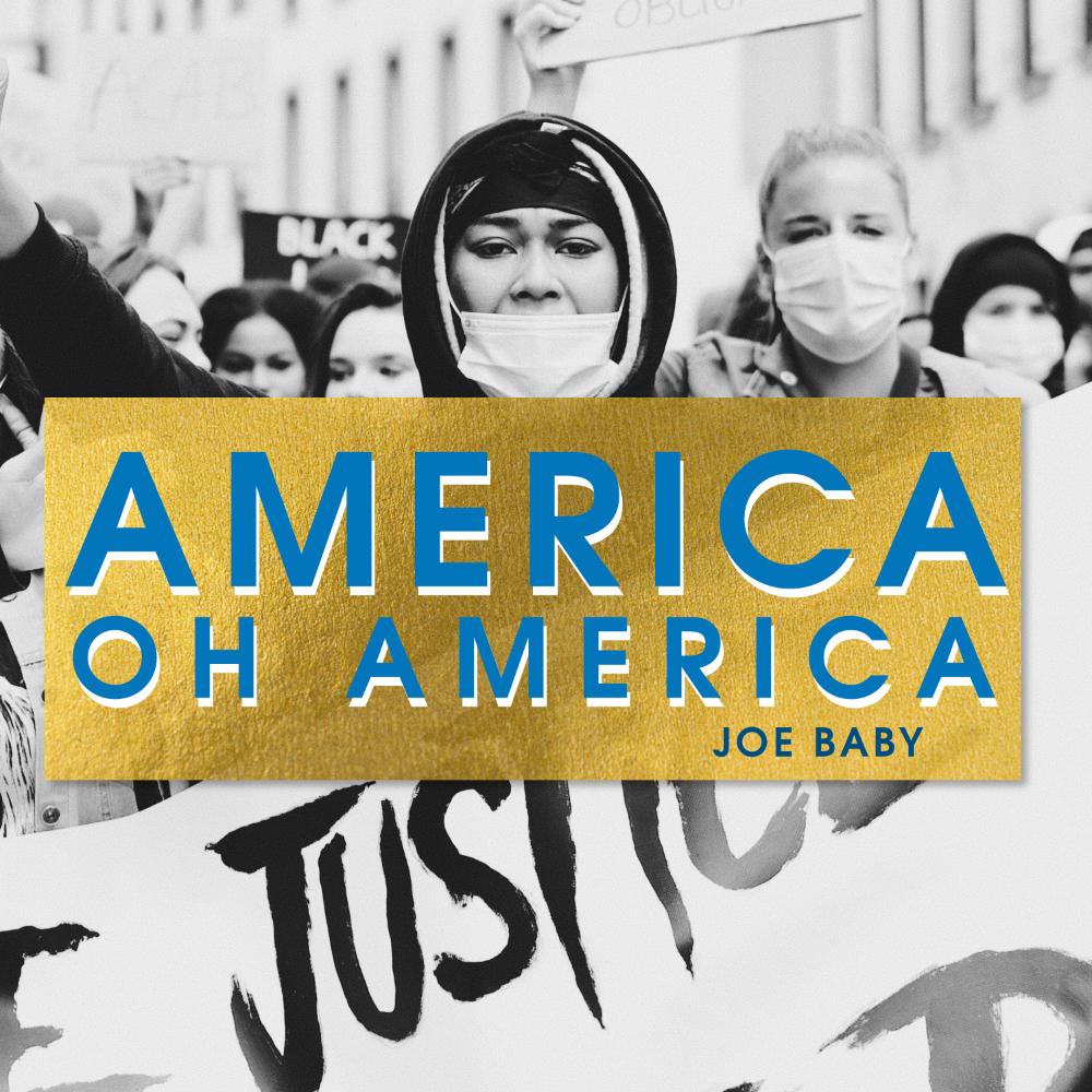 Joe Baby Releases His Third Album, 'America, Oh America'