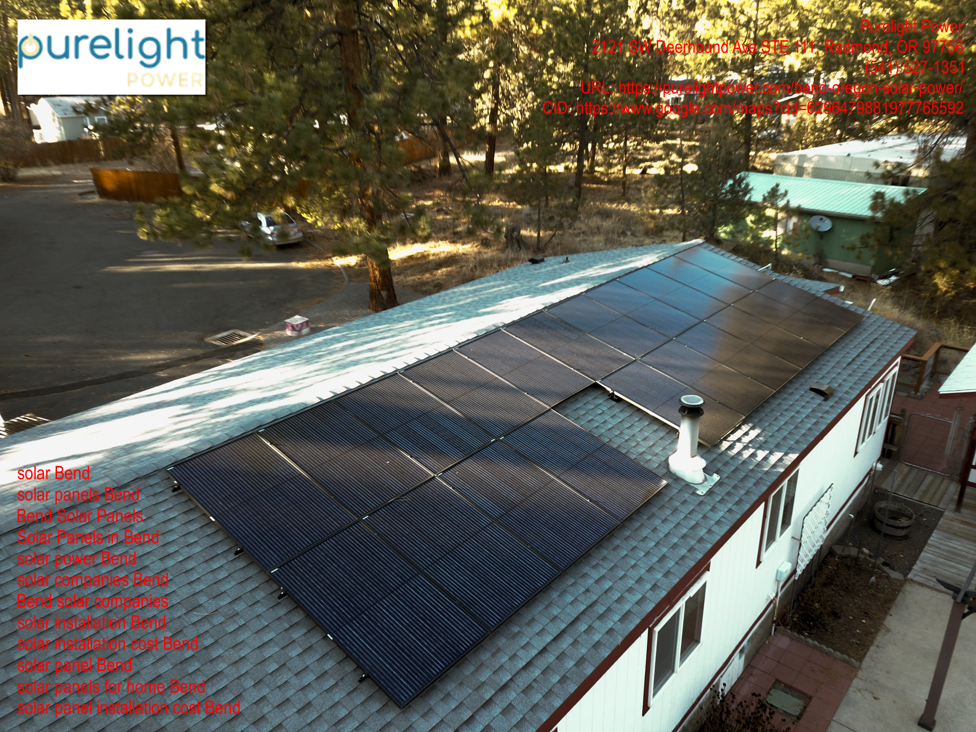 Purelight Power Give Tips On How To Select The Best Solar Power Companies In Bend