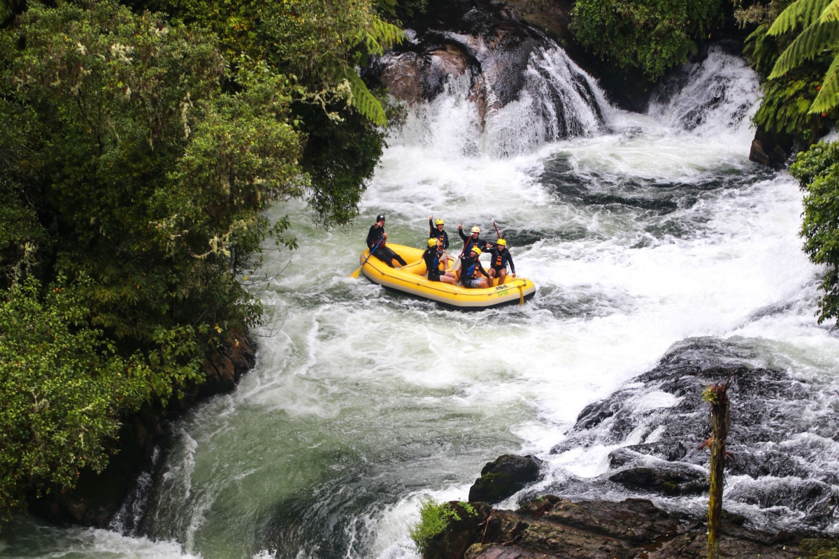 Realtimecampaign.com Promotes White Water Rafting Bay Area