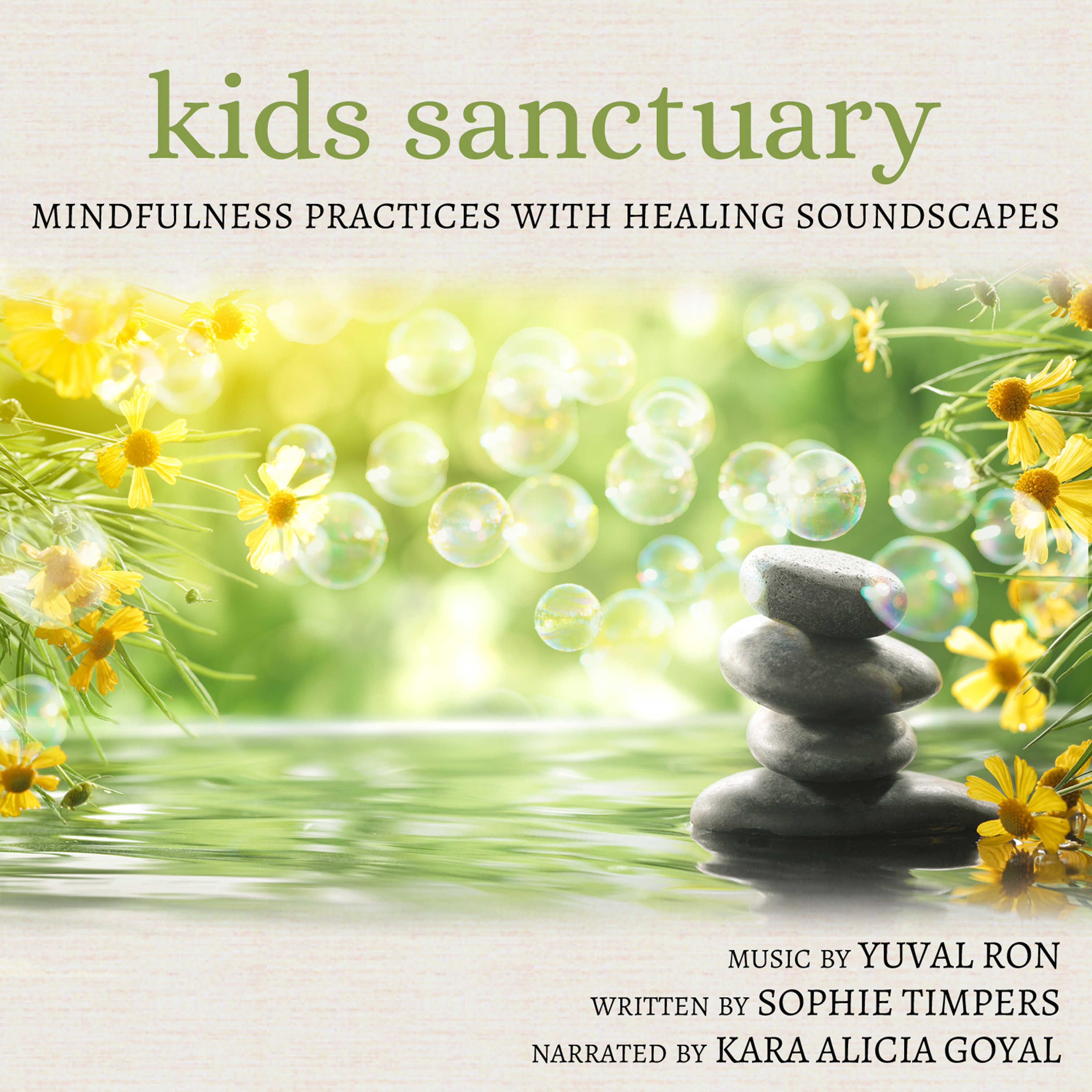 Yuval Ron's Latest Album Promotes Children's Wellbeing Through Mindfulness