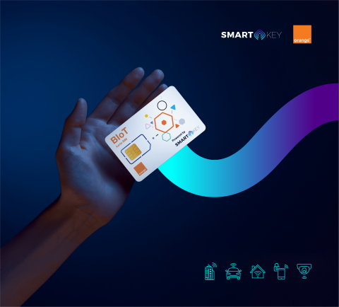 Orange And Smartkey Unveil New Blockchain-Based Solution For Smart Cities