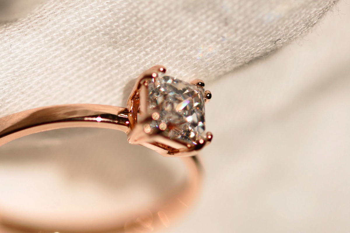 Realtimecampaign.com Explains the Benefits of Buying Moissanite Rings Instead of Diamonds