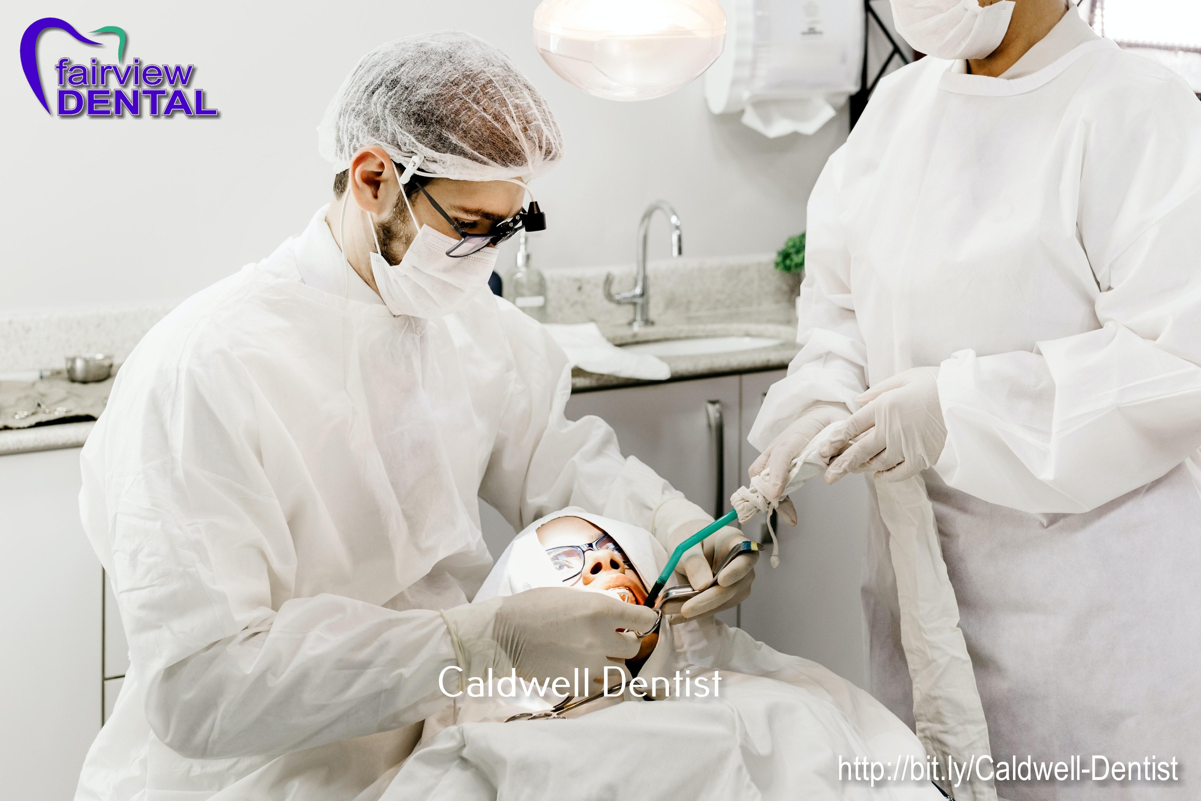 Fairview Dental Parades Their Technology