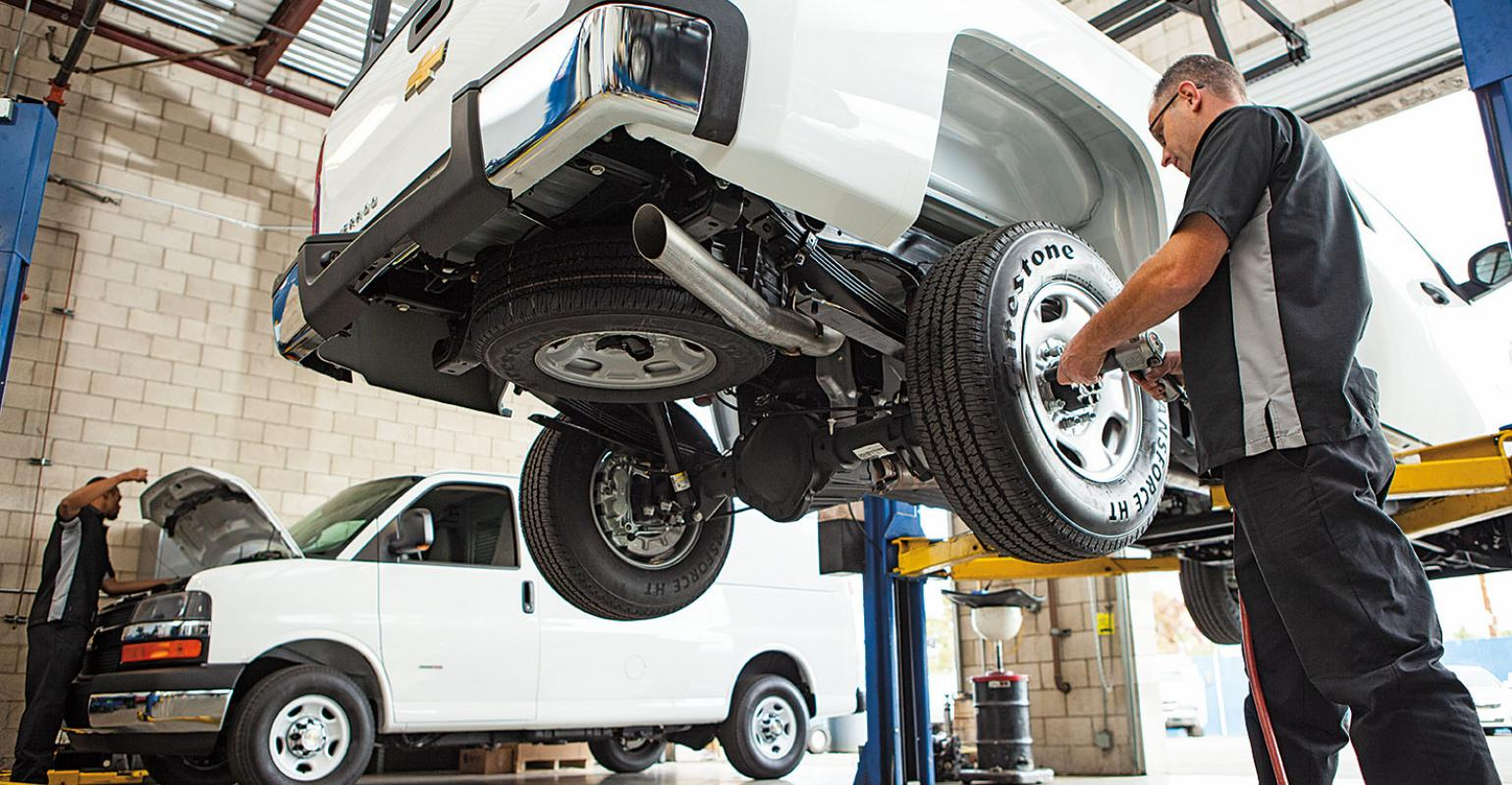 Car Buyers Prefer Servicing Their Vehicles At The Dealership