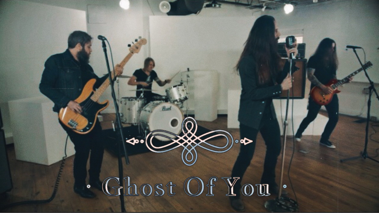 """Introducing A New Rock Band, """"Ghost of You"""" That Brings Original and Unique Rock Music for All Rock Music Fans."""