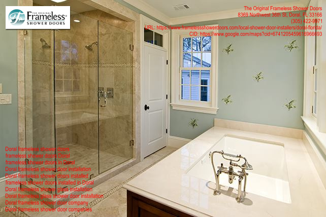 The Original Frameless Shower Doors Highlights Some of The Advantages of Getting Frameless Shower Doors