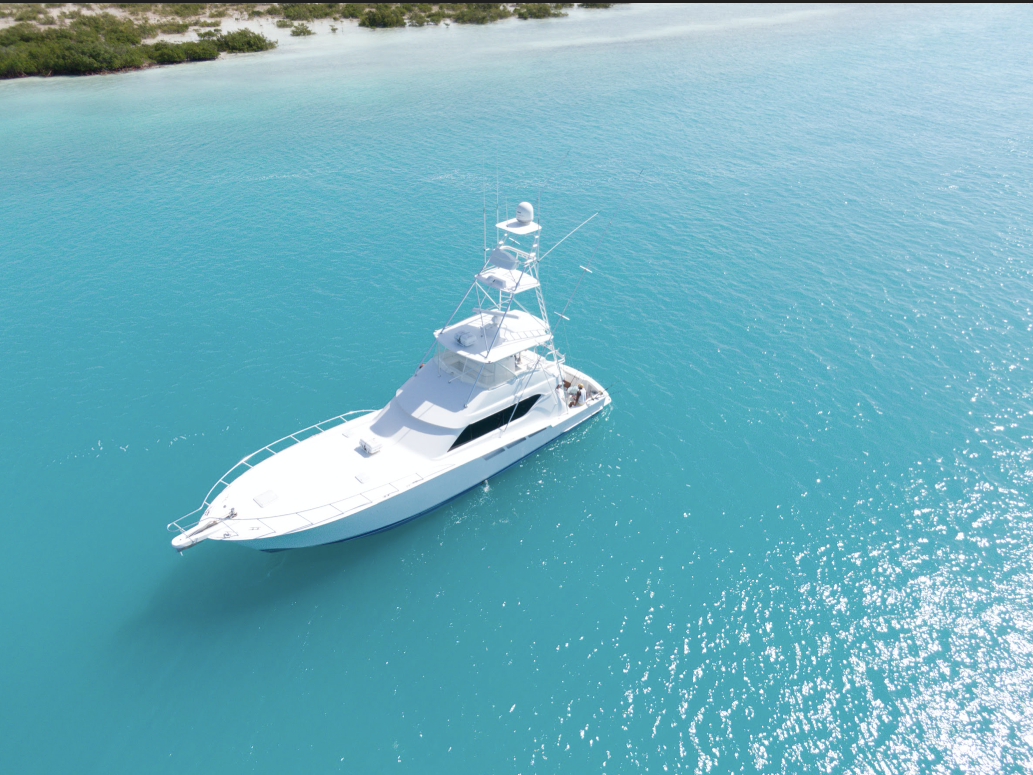 Unique Charter Options with Catchin' Caicos Make Yachting in the Caribbean Everyone's Favorite Sport