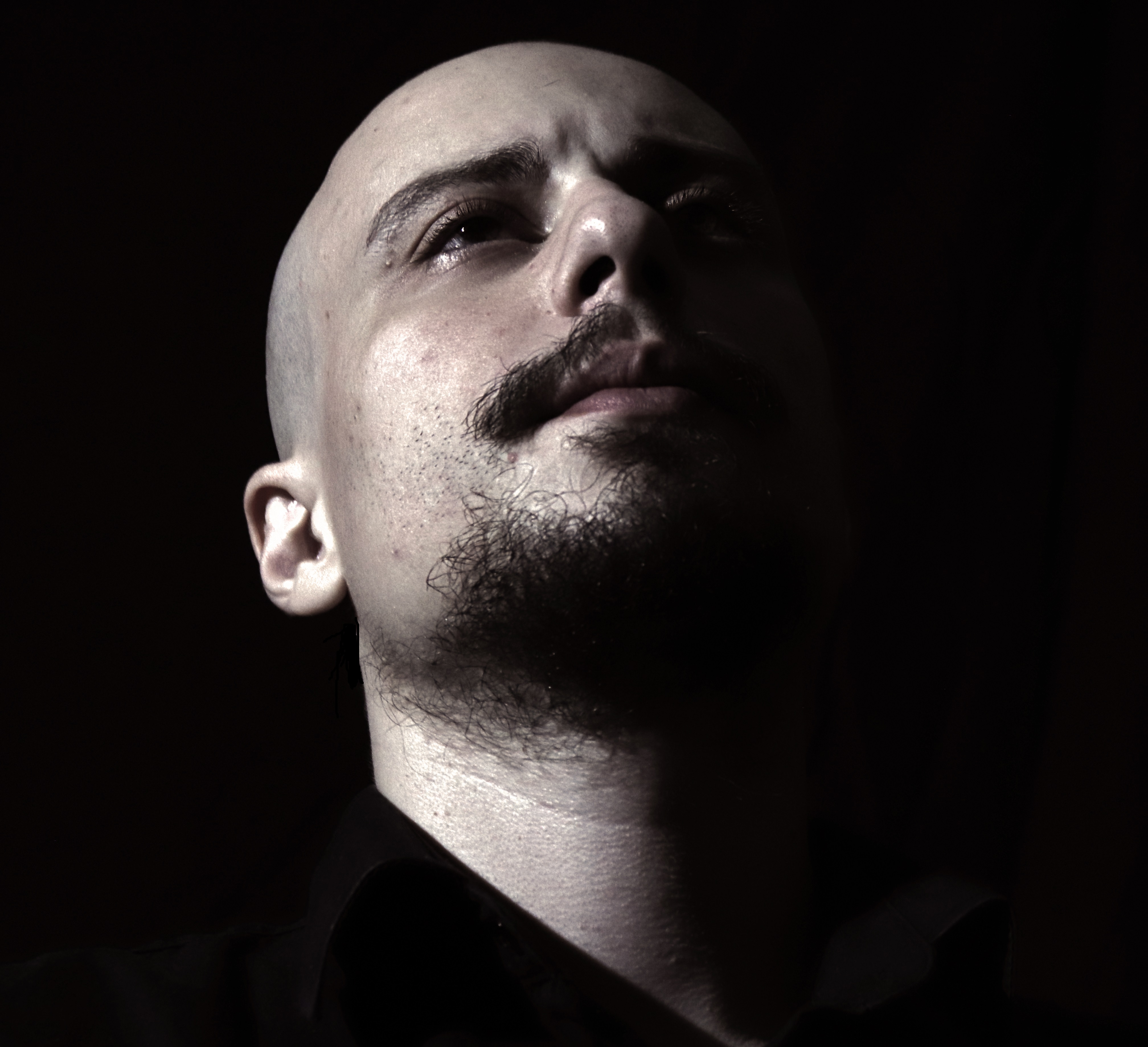 Experimental, Metal and Progressive Rock. This Singer Will Bring All of The Three to The Music World, Introducing Riccardo Moccia.