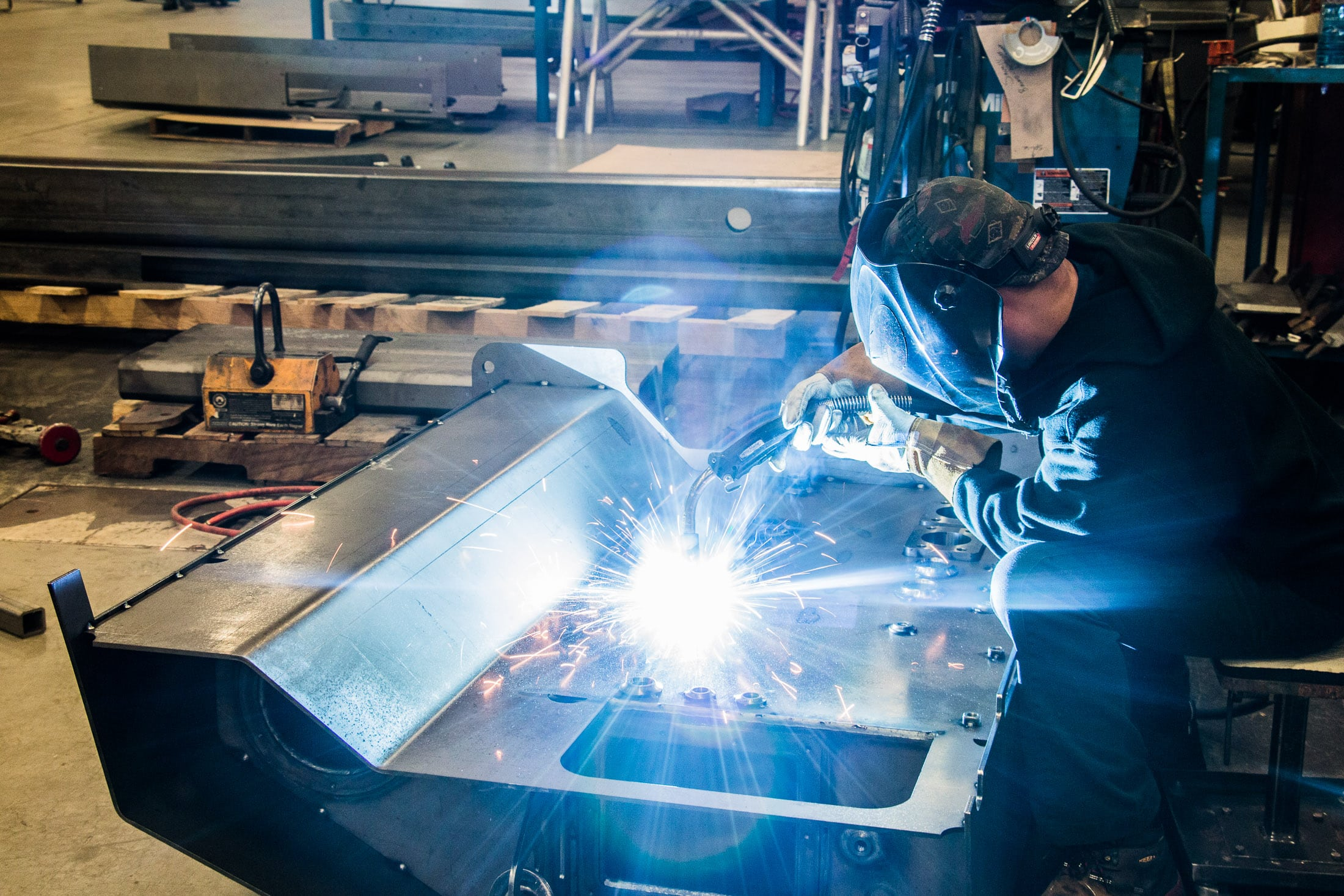 California Industrial Rubber, Inc Offers Custom Conveyor Belt, Fabrication and Welding Services