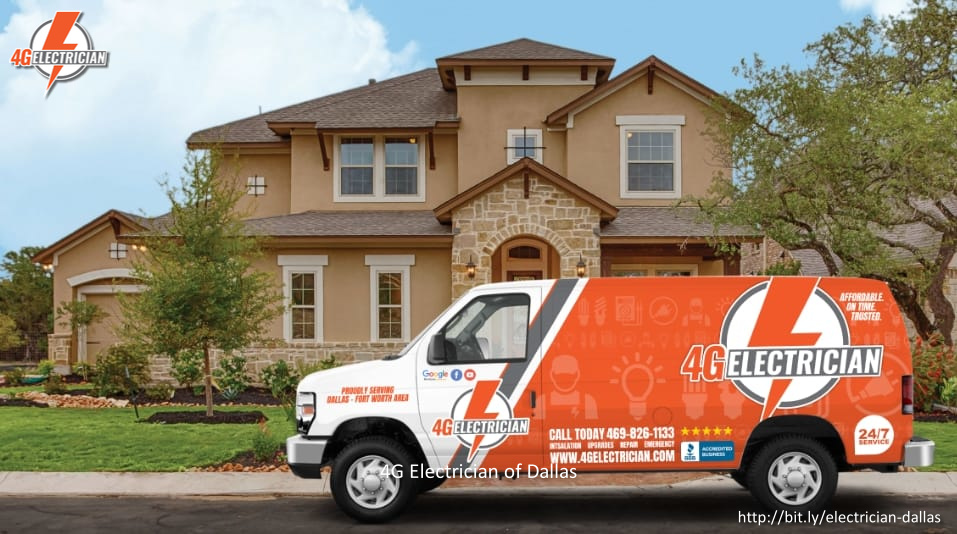 4G Electrician of Dallas Highlights Some Emergency Electrical Issues That Needs Immediate Repair