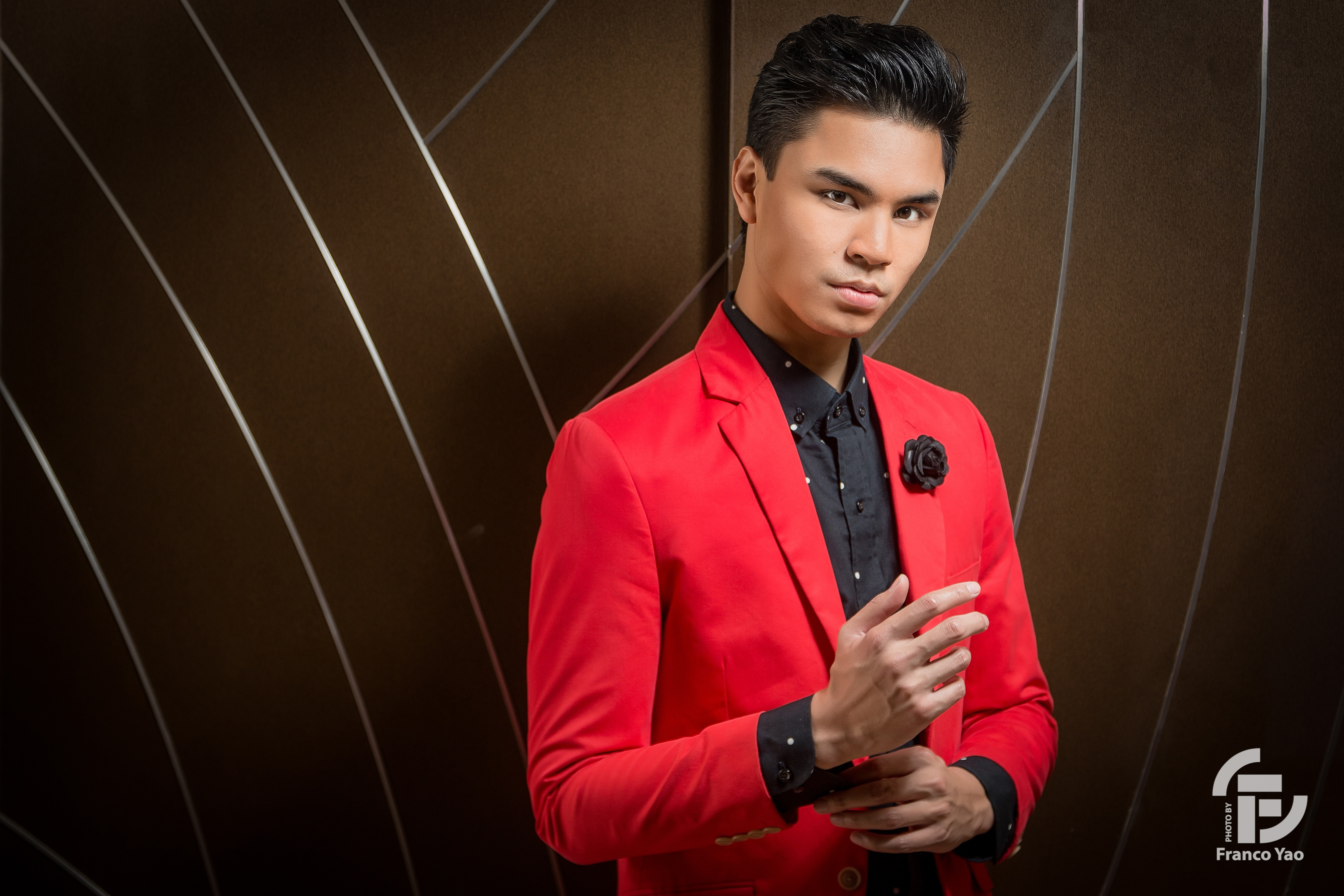 Meet Oliver Pras, the Newest Face in Asian Entertainment