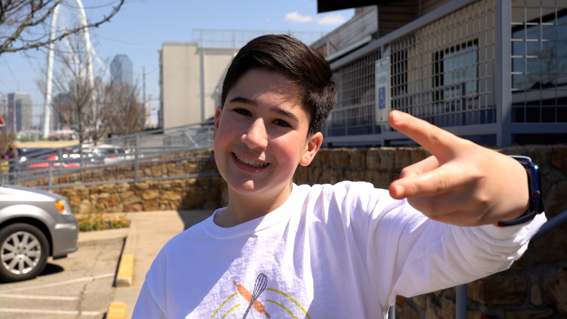 Teen Chef Zachary Moskowitz Lights up the Culinary Scene