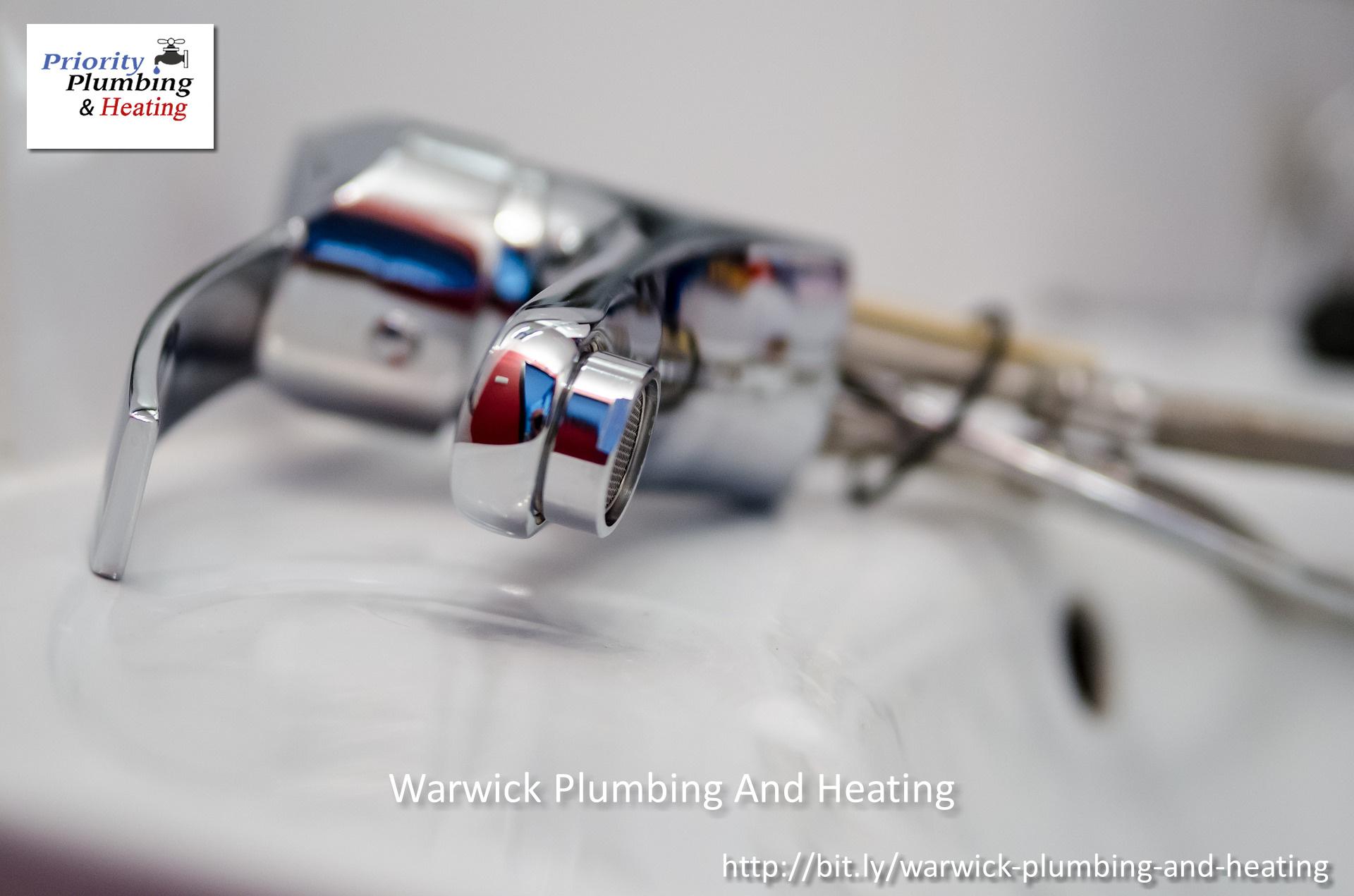 Priority Plumbing & Heating Outlines Signs for Water Heater Repair