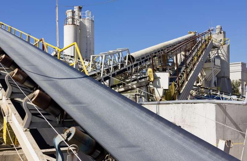 California Industrial Rubber Repairs Conveyor Belts