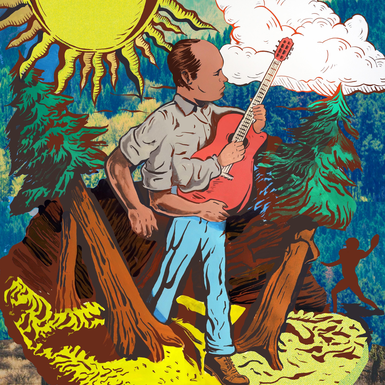 Percussive Acoustic Alternative Rhythms Echoing Daniel Johnston: Outsider and Grunge Folk Artist Andrew Neil Unveils New Album