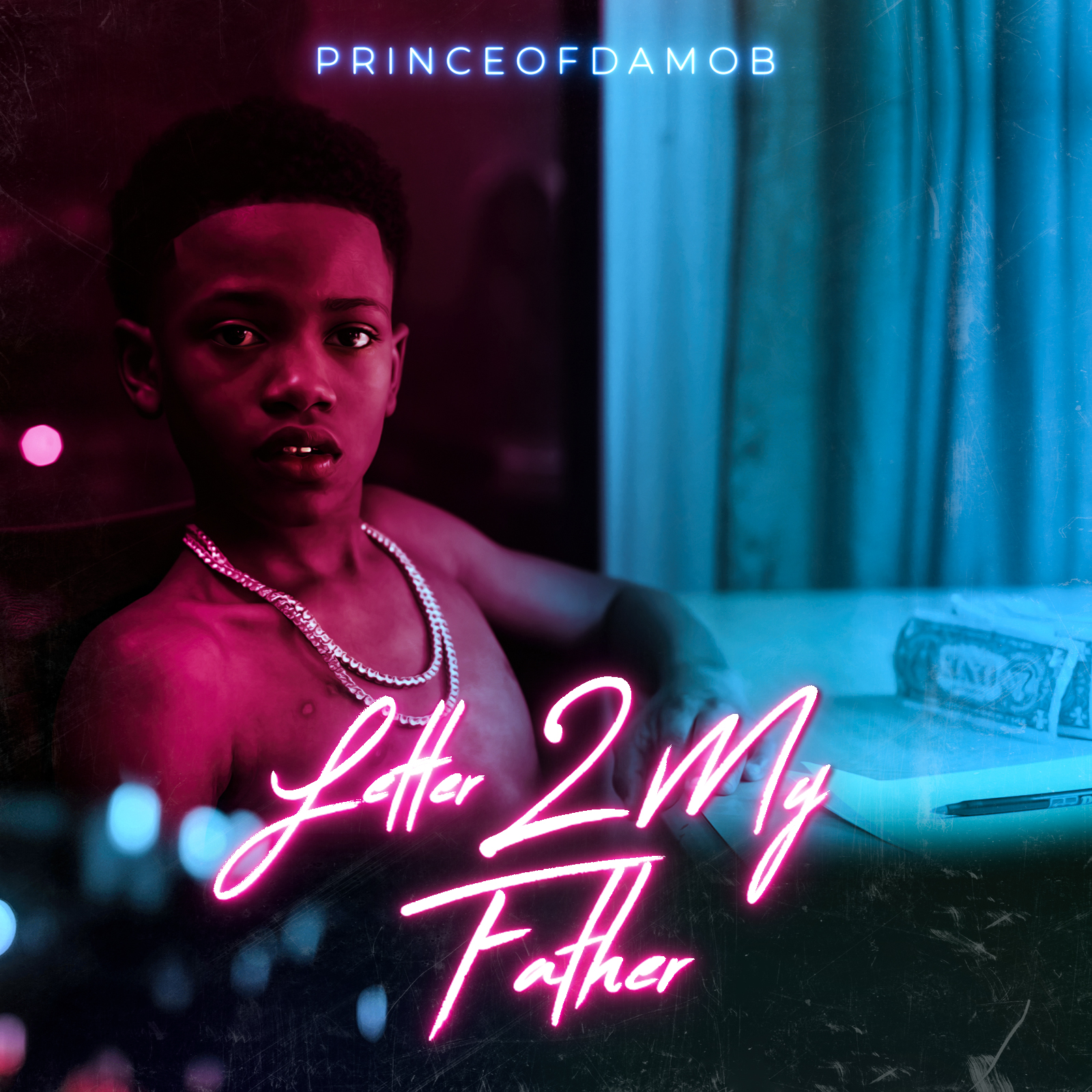 """Raw and Moving Hip Hop Tribute: PrinceofDaMob Amazes with New Single """"LETTER 2 MY FATHER"""""""