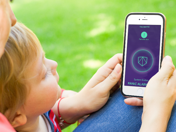 New Sentry app transforms smartphones into Personal Attack Alarms for free