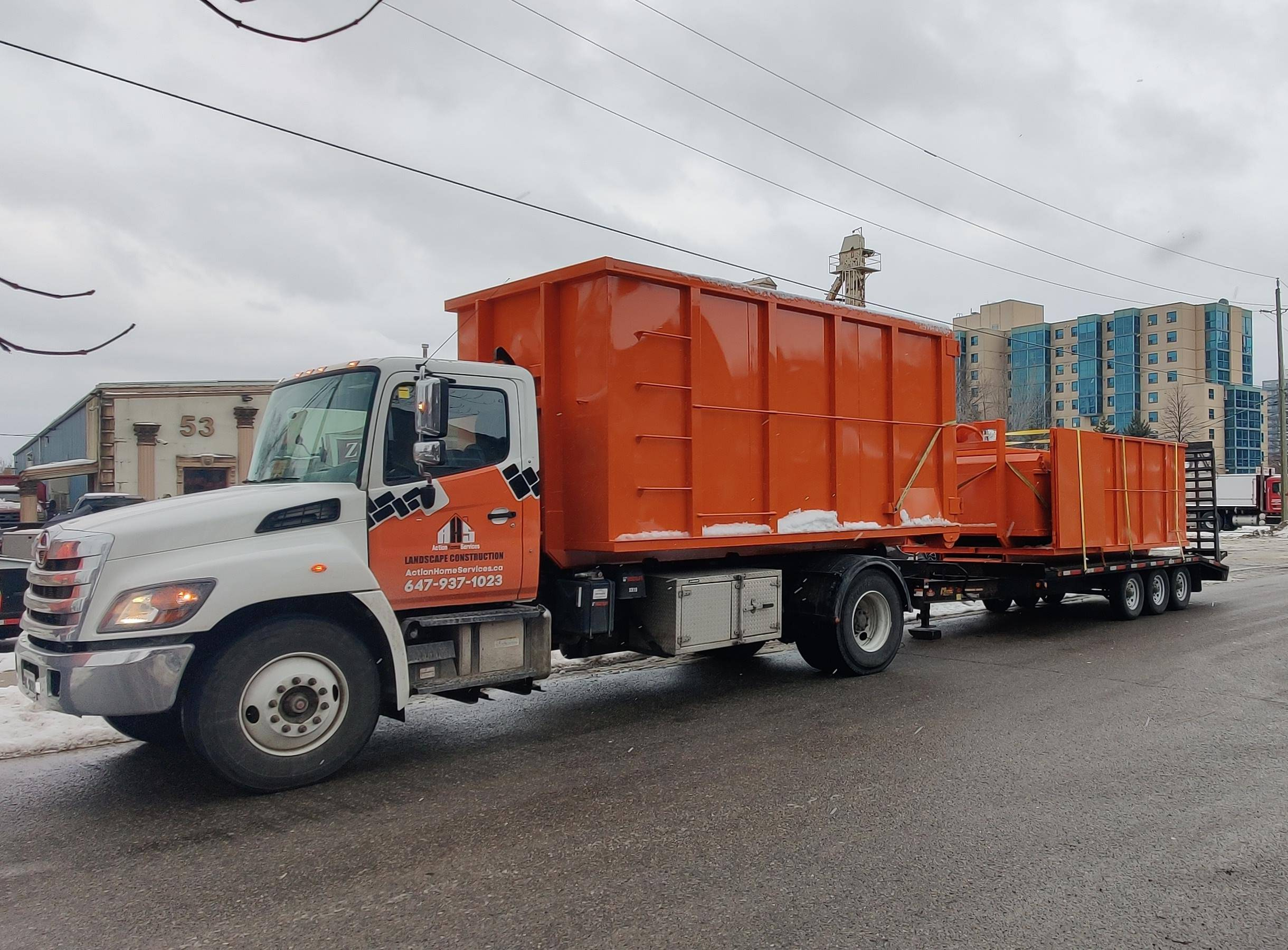 Bins Toronto Offering Professional Bin Rental Services For Customers