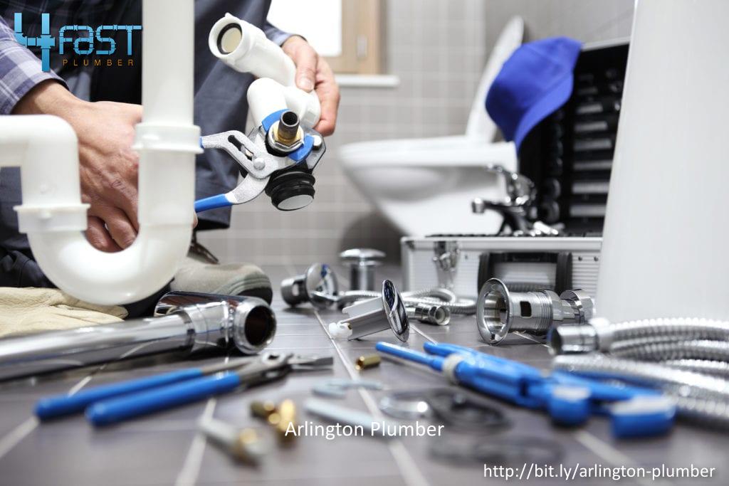 4 Fast Plumber Arlington is on the frontline in helping customer lessen emergency plumbing issues