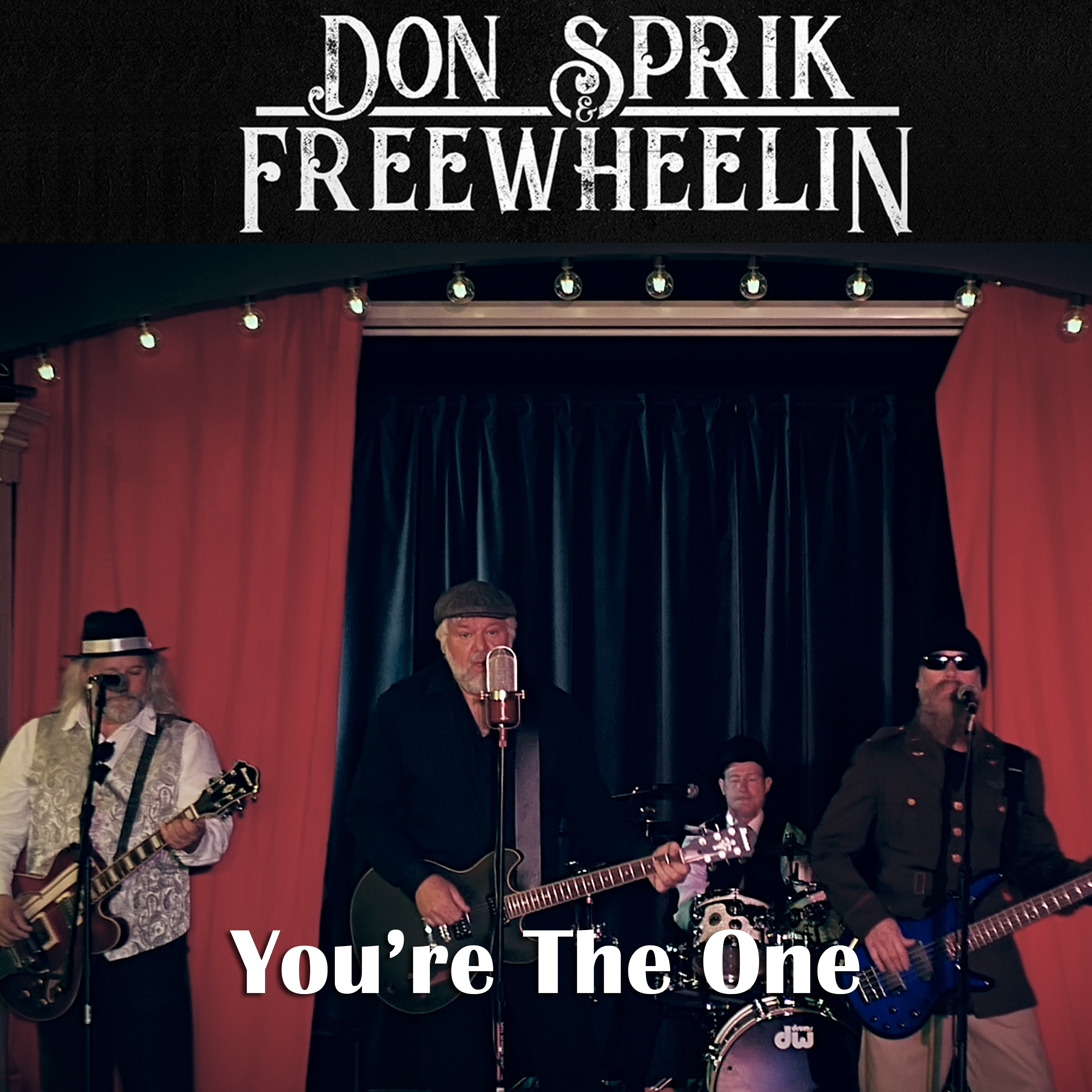 Embrace Rich and Dynamic 70's Rock Vibes: Rising Musical Act Don Sprik & Freewheelin Set to Soar with New Single