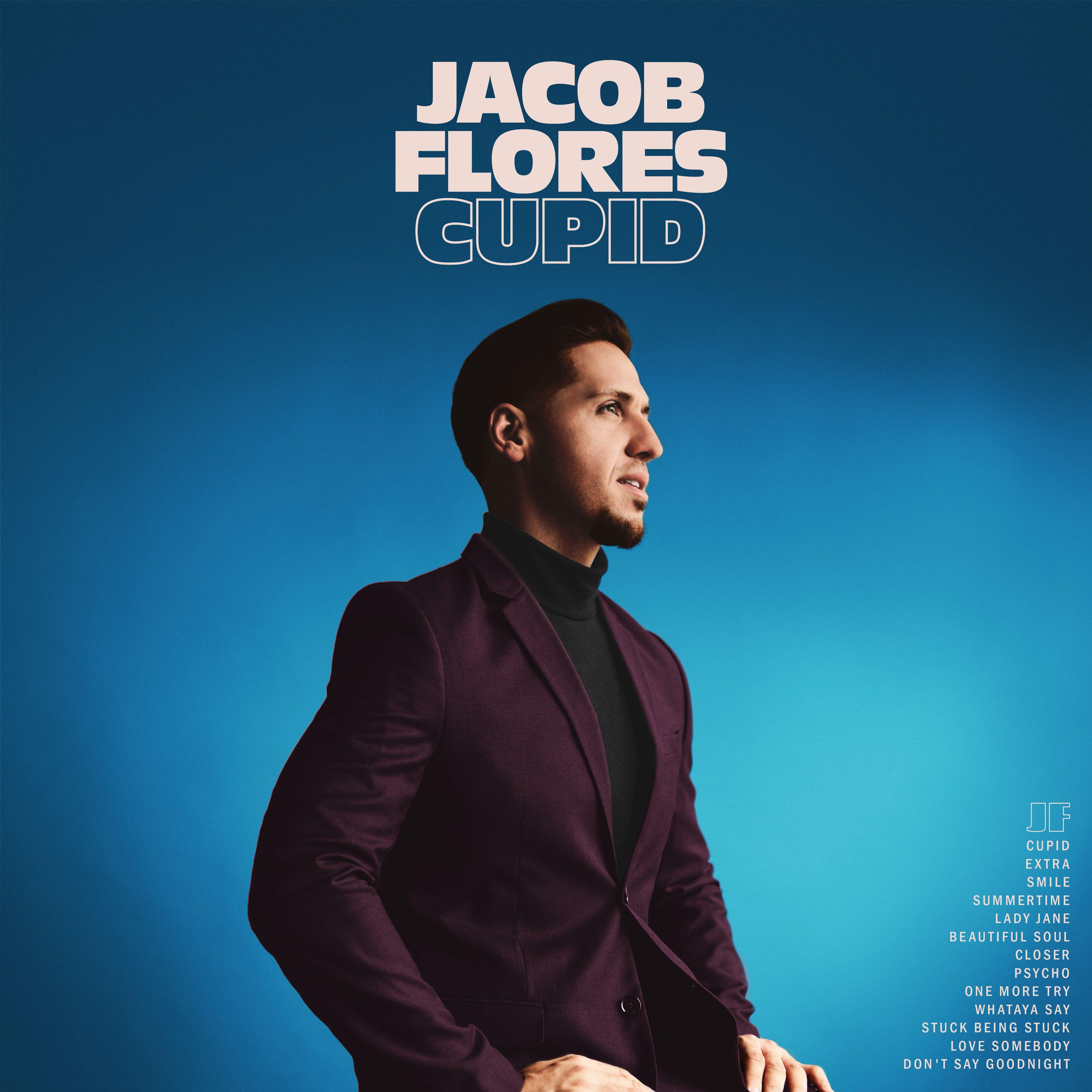 Captivating Classic Soul Rhythms Fused with Enriching Pop Beats: Rising Artist Jacob Flores Unveils New Album