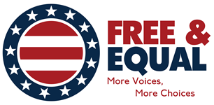 Free & Equal Elections Foundation Hosts the 2021 United We Stand Festival July 3-4 Cambria, California