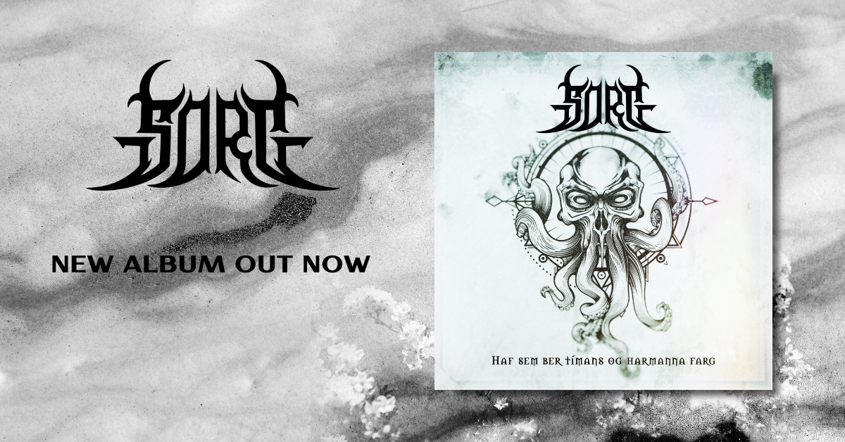 An Icelandic metal act with dark and gloomy themes: Introducing to the masses SORG