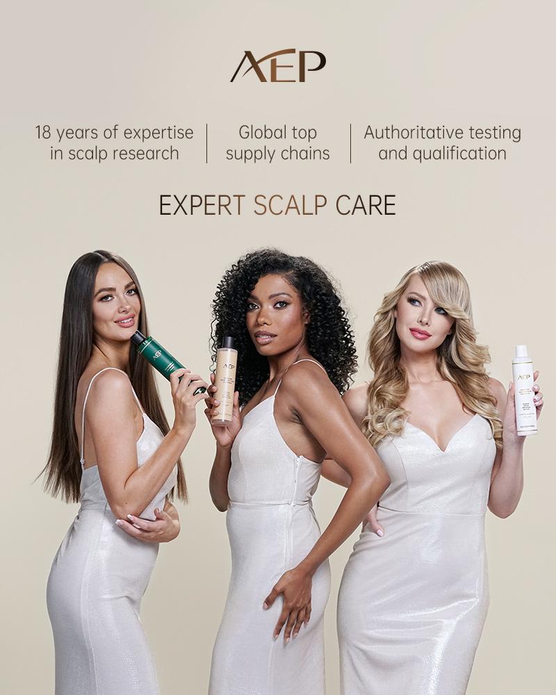 AEP Beauty, an established hair beauty company, makes its global debut.
