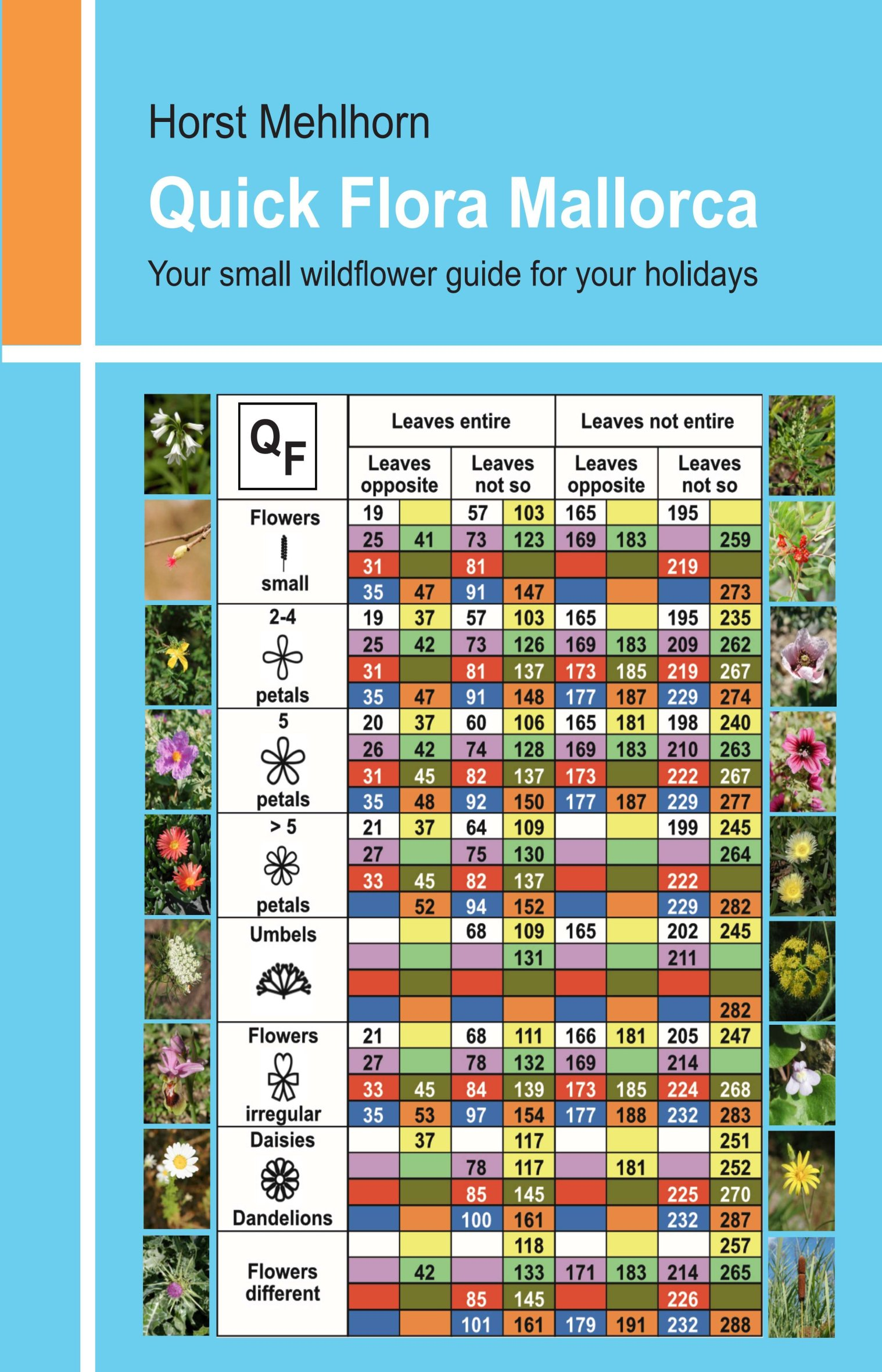 Quick Flora Mallorca - A wonderful wildflower guide for even more enjoyable holidays