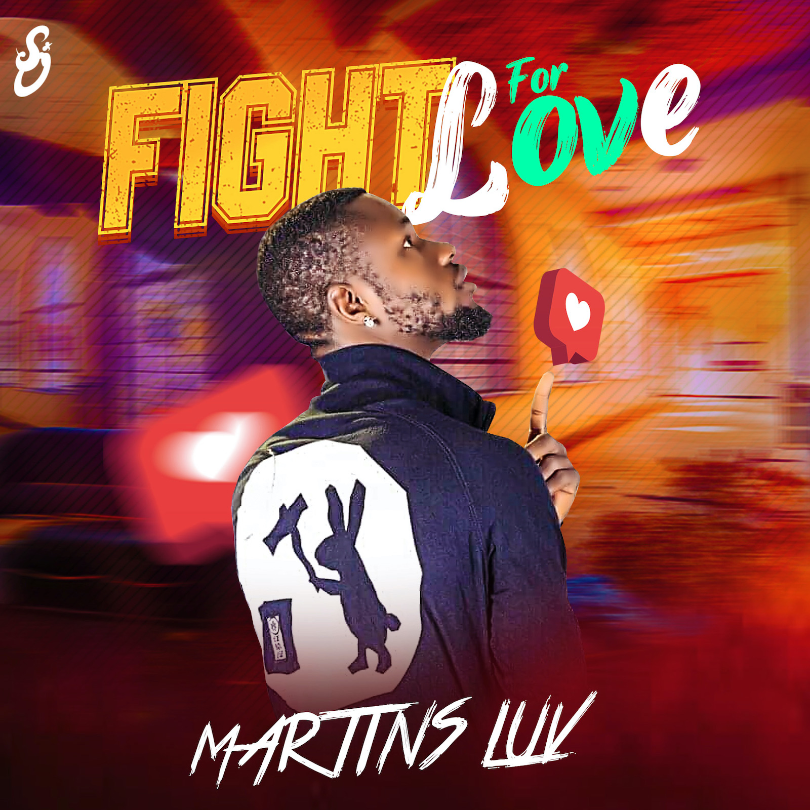 High-Energy Afro Pop and Reggae Fusions: Rising AfroBeats and World Music Sensation Martins Luv Driven to Inspire and Enthrall Listeners