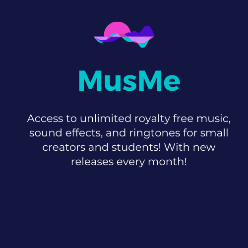 MusMe: A Growing Area for Musicians to Express Their Artistry