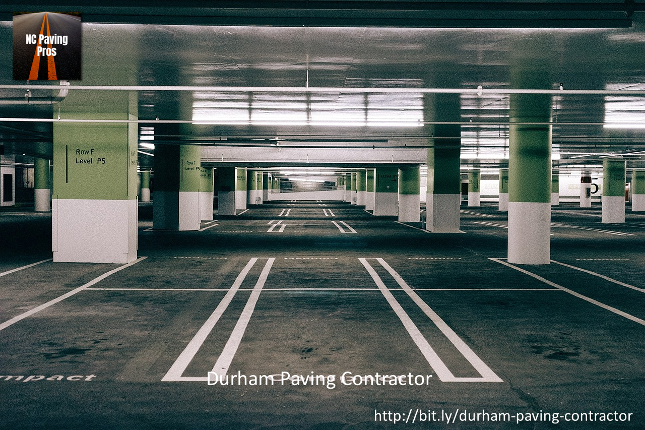 NC Asphalt Paving creates strong and reliable pavement in Durham NC.