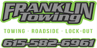 Franklin Towing Provides Top-Notch Franklin Towing and Roadside Assistance Service in Williamson County