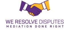 We Resolve Disputes - Mediation Offers Divorce Mediation Services in Kansas City